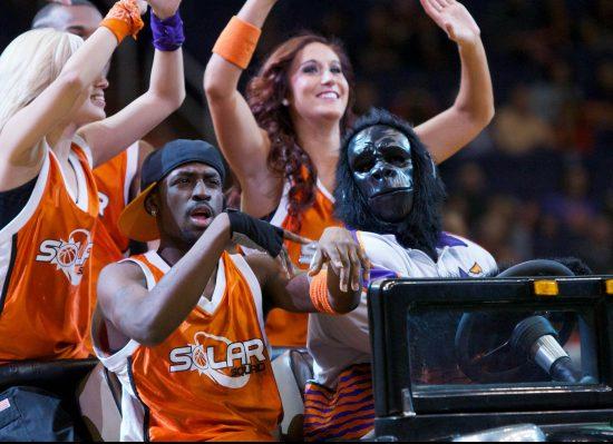 San Antonio Spurs gorilla