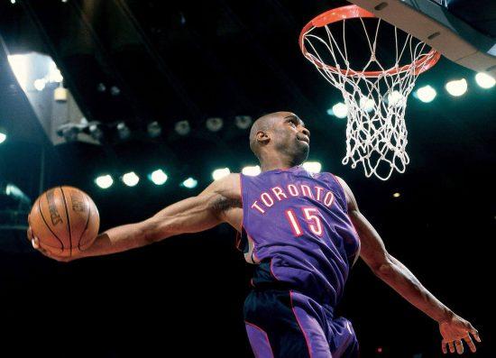 Toronto Raptors basketball player