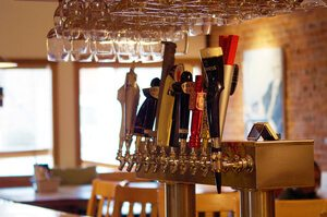Washington Square Bar and Grill