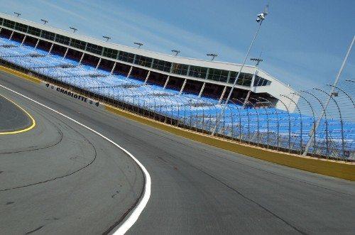 Charlotte Motor Speedway Tours