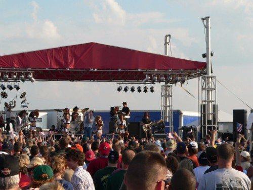 Kentucky Speedway Pre-Race Concert