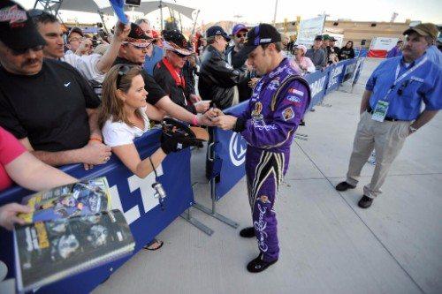 Las Vegas Driver Appearances