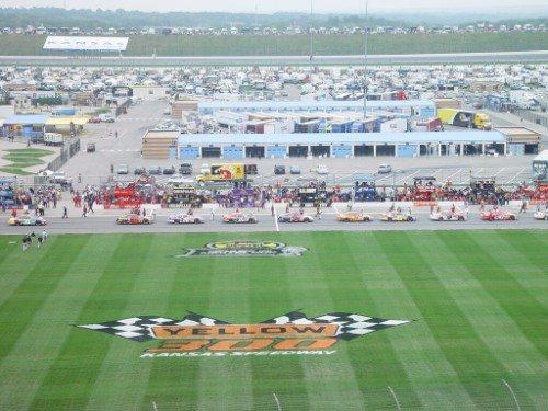 Kansas Speedway Pit Pass