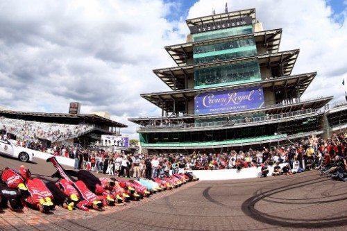Indianapolis Speedway MotorPanasonic Pagoda