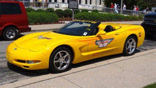 Indianapolis Motor Speedway Pace Car