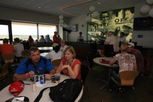 Homestead-Miami Speedway Champions Club