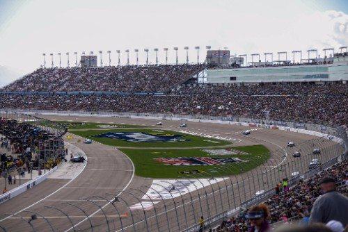 Las Vegas Track Tours