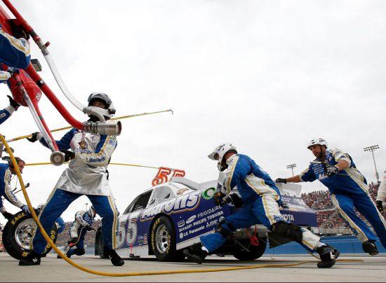 Auto Club Speedway Crew