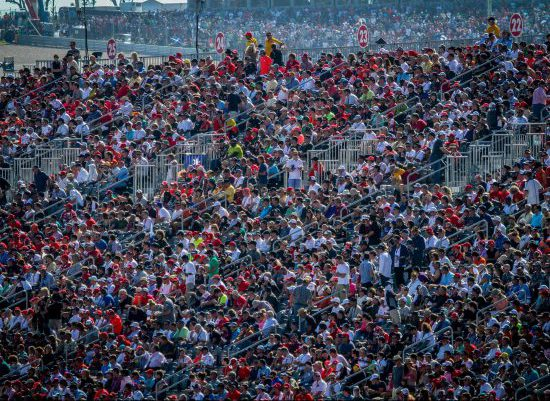 Circuit of the Americas Fans