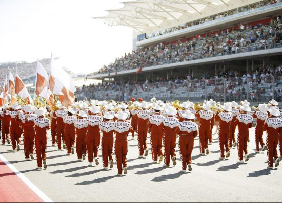 Circuit of the Americas Band
