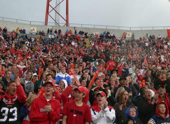 Calgary Stampeders Full Stadium