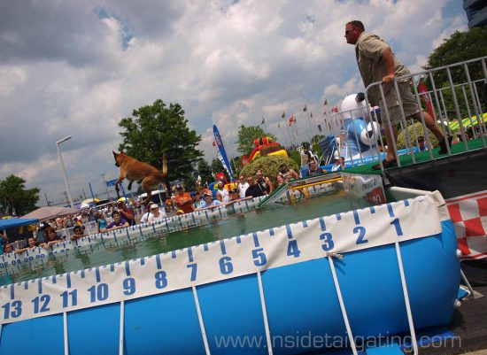 Charlotte Motor Speedway Pool