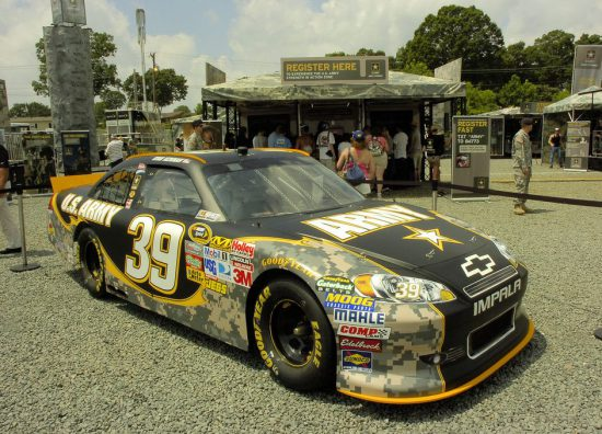 Charlotte Motor Speedway Car