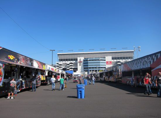 Charlotte Motor Speedway Tailgate