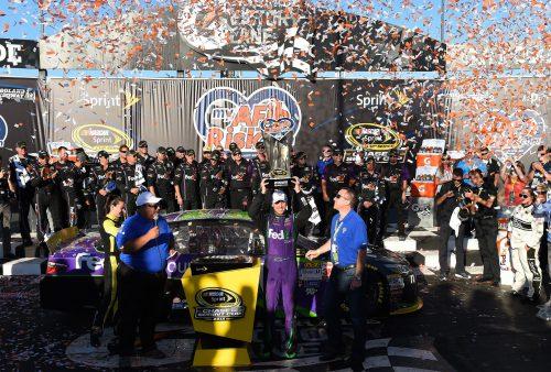 Denny Hemlon myAFibRisk.com 400 winner