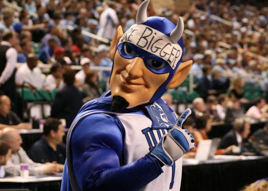 Duke Basketball mascot