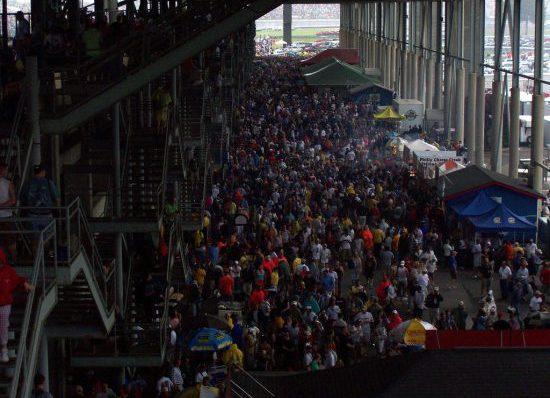 Indianapolis Motor Speedway Concourse