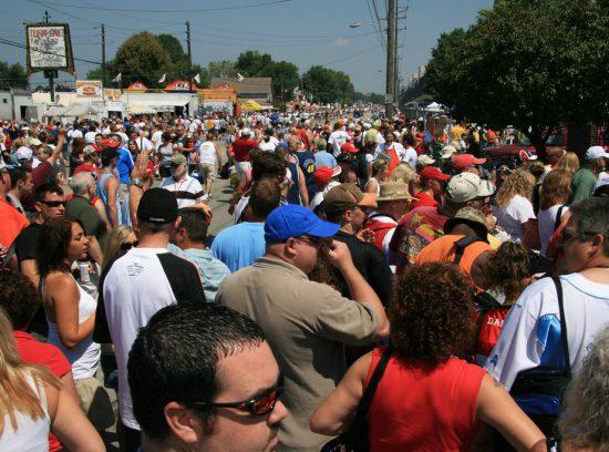 Indianapolis Motor Speedway Tailgate