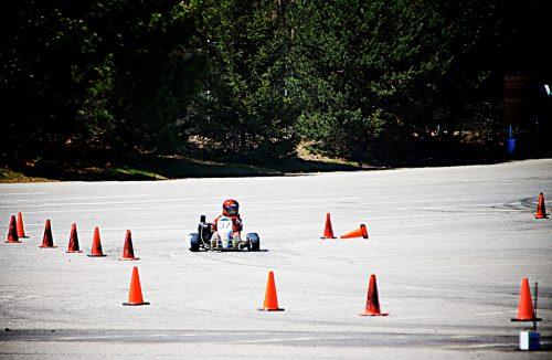 New Hampshire Motor Speedway Karting