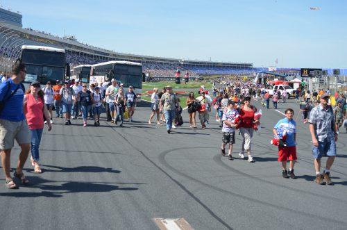 Charlotte Motor Speedway Kids Zone