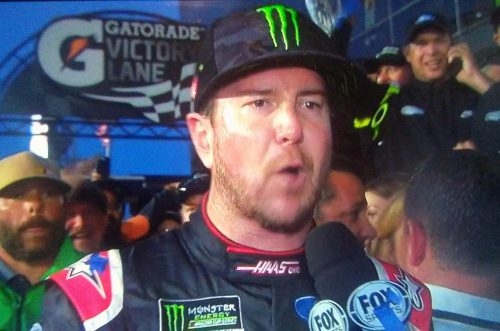 Kurt Busch Daytona 500 winner