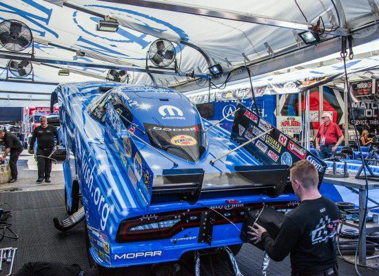 Las Vegas Motor Speedway Supercar