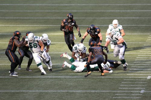 Lions vs Roughriders