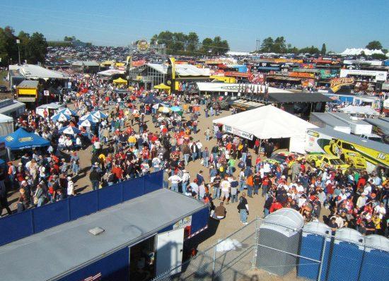 Martinsville Speedway Tailgate