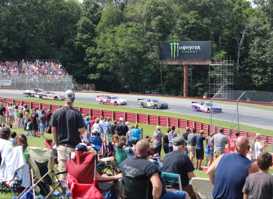 Mid-Ohio Sports Car Course Racing
