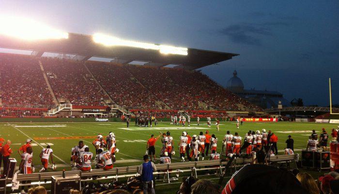 Redblacks TD Place Stadium