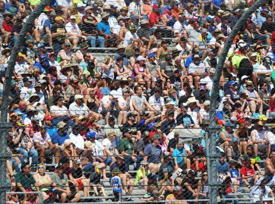 Phoenix International Raceway Fans