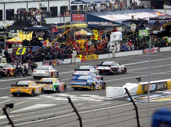 Pocono Raceway Race
