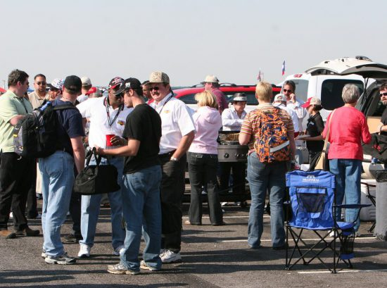 Texas Motor Speedway Tailgaters