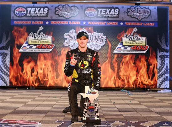 Texas Motor Speedway Driver