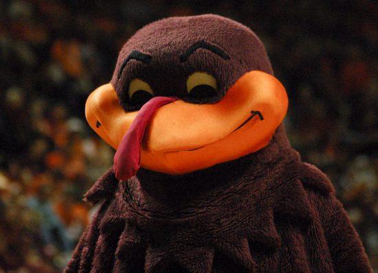 Virginia Tech basketball mascot