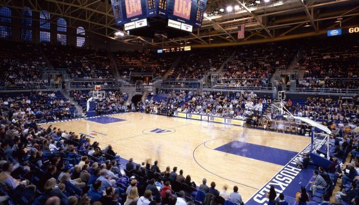 Hec Edmundson Pavilion Washington Huskies