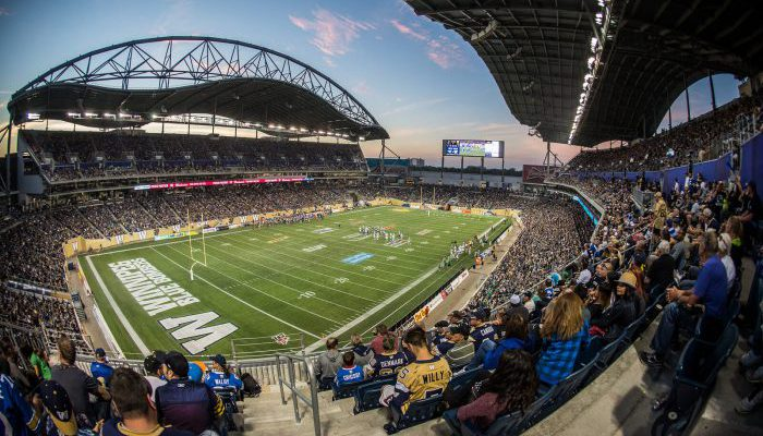 Blue Bombers Investors Group Field