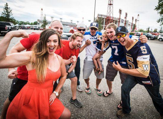 Winnipeg Blue Bombers Fun