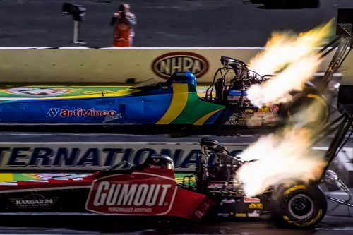 NHRA WInternationals 2014