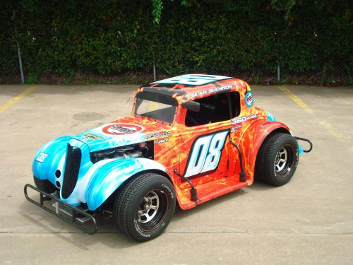 Texas Motor Speedway Lone Star