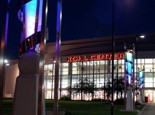 Kohl Center Wisconsin