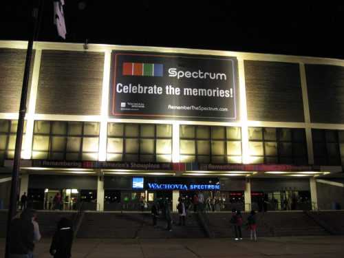 Remembering the Spectrum Wall
