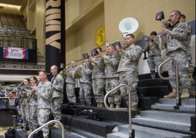 Army black knights band