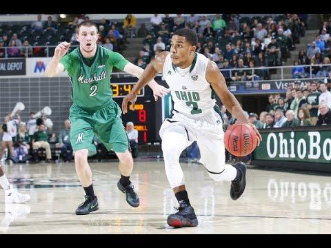 Marshall vs Ohio basketball