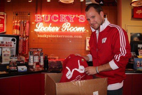 Buckys Locker Room