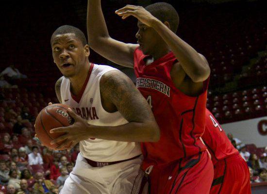 Alabama Crimson Tide basketball