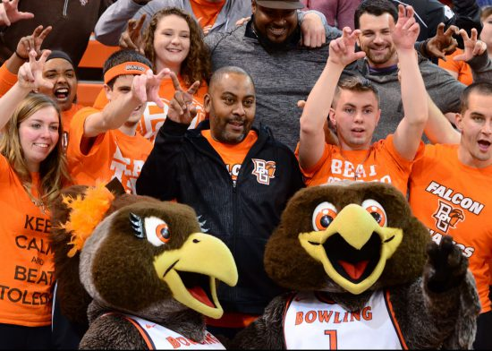 BGSU Falcons basketball