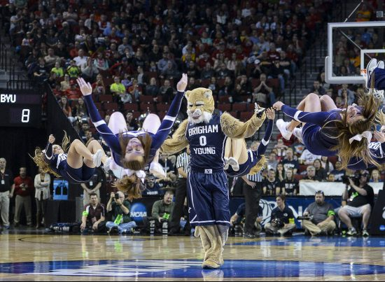 BYU Cougars basketball