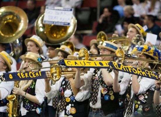 Cal Golden Bears Basketball band