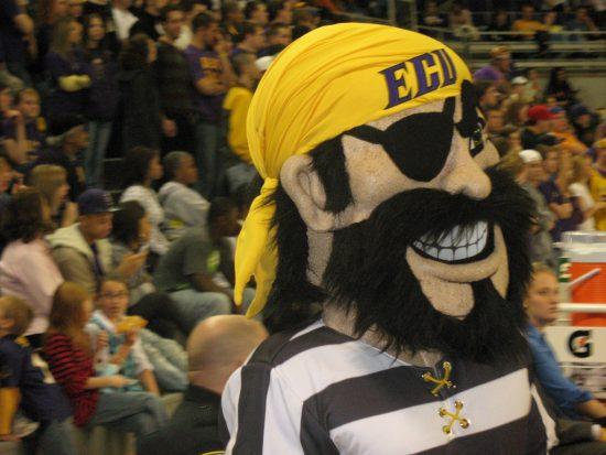 ECU Pirates basketball